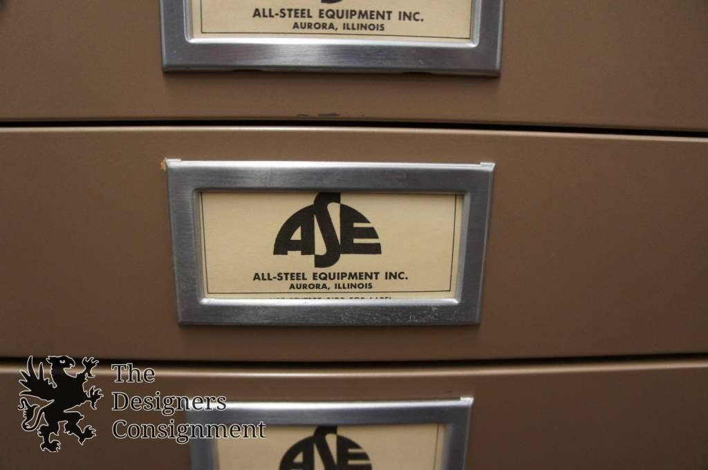 The designers consignment daytons premier consignment gallery 47 ase all steel equipment industrial blueprint map filing cabinet art storage malvernweather Images